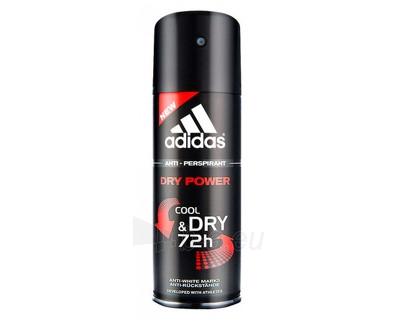 Dezodorantas Adidas Dry Power 72h 150 ml Paveikslėlis 1 iš 1 310820043390