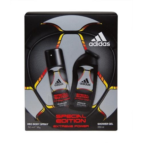 Dezodorantas Adidas Extreme Power Deodorant 150ml (rinkinys) Paveikslėlis 1 iš 1 2508910000816
