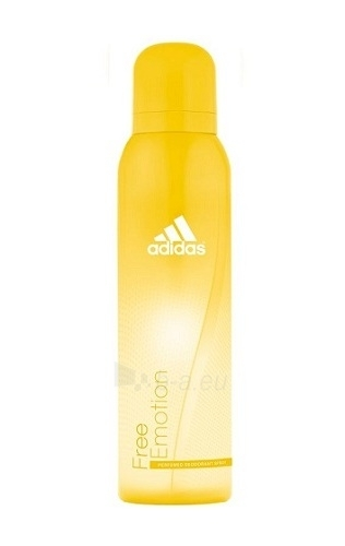Dezodorantas Adidas Free Emotions Deodorant 75ml Paveikslėlis 1 iš 1 2508910000817