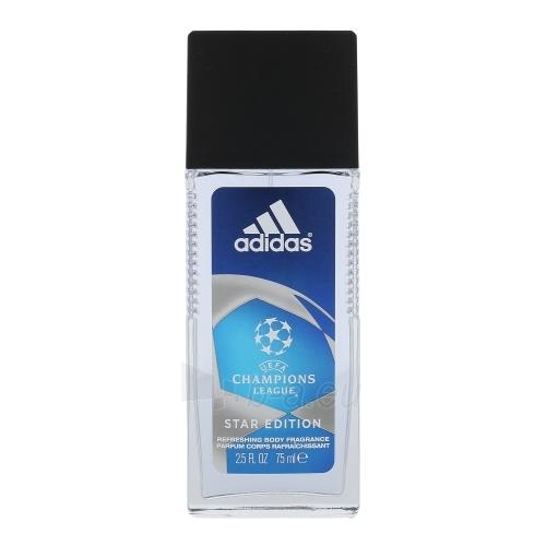 Dezodorantas Adidas UEFA Champions League Star Edition Deodorant 75ml Paveikslėlis 1 iš 1 2508910001205