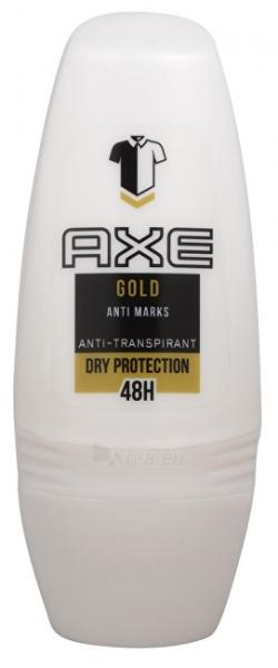 Dezodorantas Axe Ball Antiperspirant Gold 50 ml Paveikslėlis 1 iš 1 310820147281