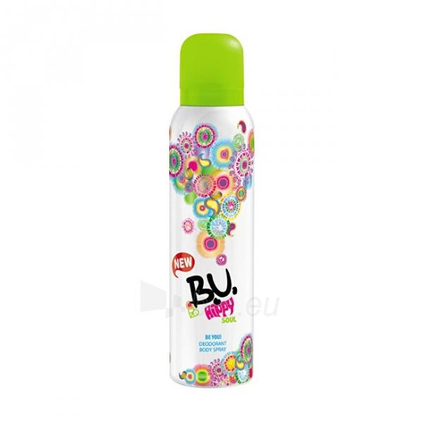 Dezodorantas B.U. Hippy Soul 150 ml Paveikslėlis 1 iš 1 310820120861