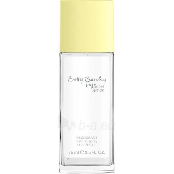 Dezodorantas Betty Barclay Pure Pastel Lemon - Deodorant Spray - 75 ml Paveikslėlis 1 iš 1 310820089342