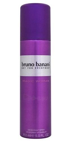Dezodorantas Bruno Banani Magic Woman Deodorant 150ml Paveikslėlis 1 iš 1 2508910000954
