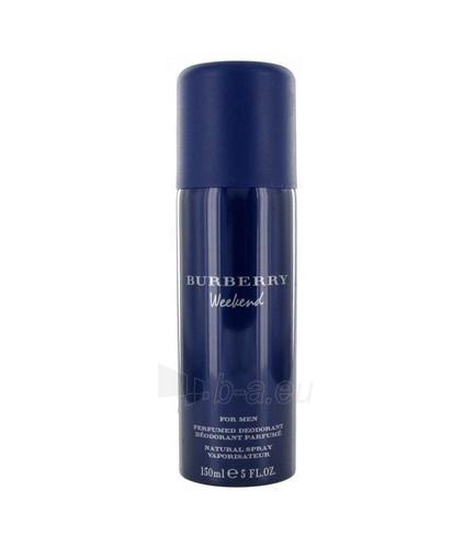 Deodorant Burberry Weekend for Men Deodorant 150ml Paveikslėlis 1 iš 1 2508910000059