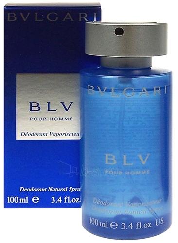 Dezodorantas Bvlgari BLV Deodorant 100ml Paveikslėlis 1 iš 1 2508910000707
