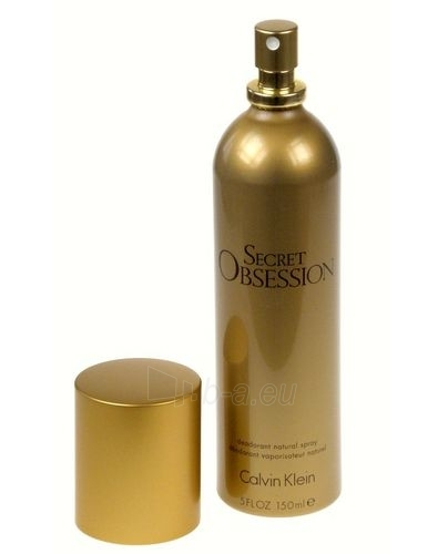 Deodorant Calvin Klein Secret Obsession Deodorant 150ml Paveikslėlis 1 iš 1 2508910000075