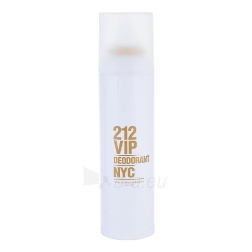 Dezodorantas Carolina Herrera 212 VIP Deodorant 150ml Paveikslėlis 1 iš 1 2508910000762