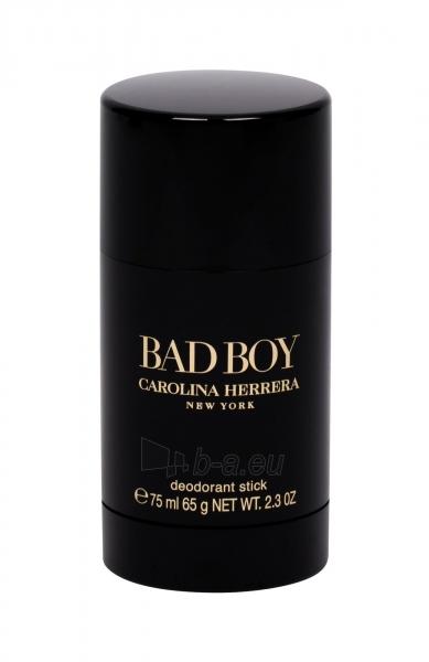 Dezodorantas Carolina Herrera Bad Boy Deodorant 75ml Paveikslėlis 1 iš 1 310820196840
