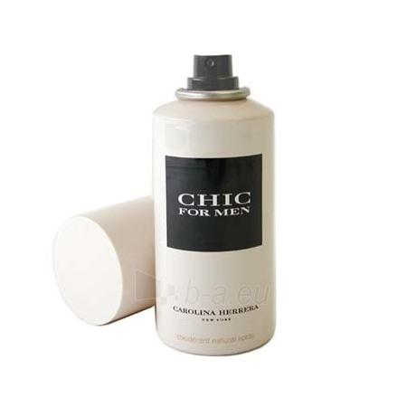 Deodorant Carolina Herrera Chic Deodorant 150ml Paveikslėlis 1 iš 1 2508910000080