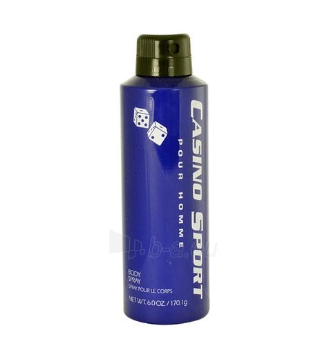 Dezodorantas Casino Parfums Casino Sport Deodorant 170ml Paveikslėlis 1 iš 1 2508910001234