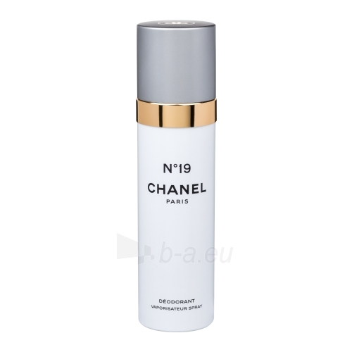 Dezodorantas Chanel No. 19 Deodorant 100ml Paveikslėlis 1 iš 1 2508910000099