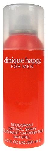 Deodorant Clinique Happy Deodorant 200ml Paveikslėlis 1 iš 1 2508910000121