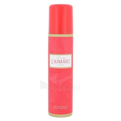 Deodorant Coty L´Aimant Deodorant 75ml Paveikslėlis 1 iš 1 2508910001033
