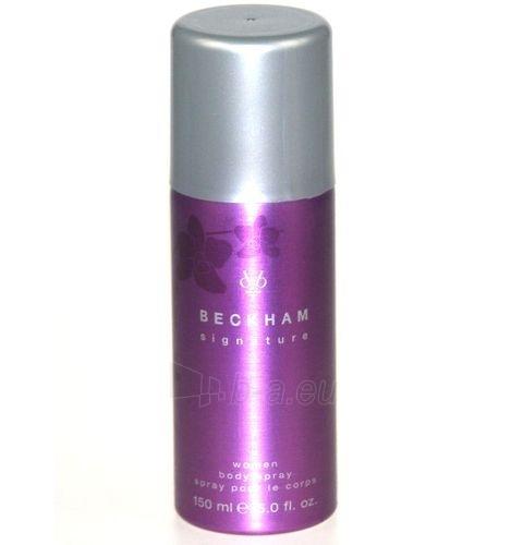 Dezodorantas David Beckham Signature Deodorant 150ml Paveikslėlis 1 iš 1 2508910000129