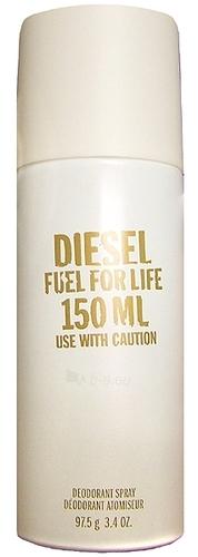 Deodorant Diesel Fuel for life Deodorant 150ml. Paveikslėlis 1 iš 1 2508910000137
