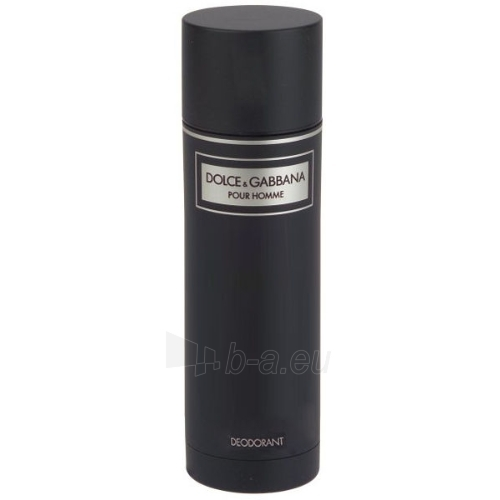 Deodorant Dolce & Gabbana Pour Homme (Plech) Deodorant 150ml Paveikslėlis 1 iš 1 2508910000148