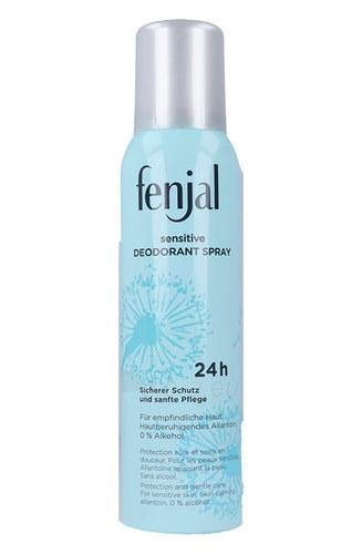 Dezodorantas Fenjal Sensitive Deodorant Spray 24H Cosmetic 150ml Paveikslėlis 1 iš 1 310820039439