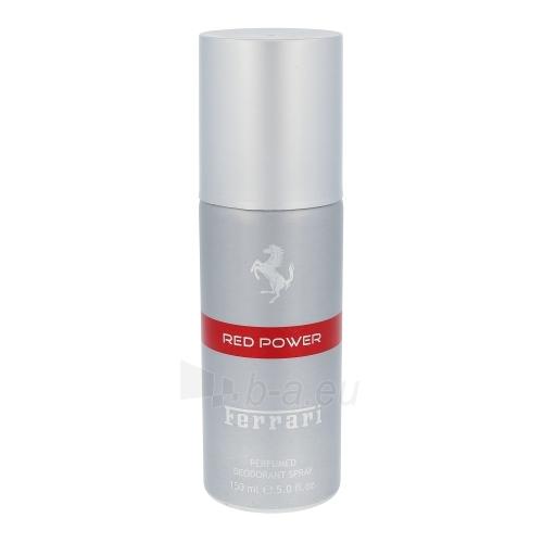 Dezodorantas Ferrari Red Power Deodorant 150ml Paveikslėlis 1 iš 1 310820039529