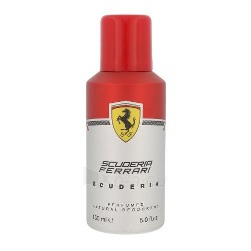 Dezodorantas Ferrari Scuderia Ferrari Deodorant 150ml Paveikslėlis 1 iš 1 310820016661