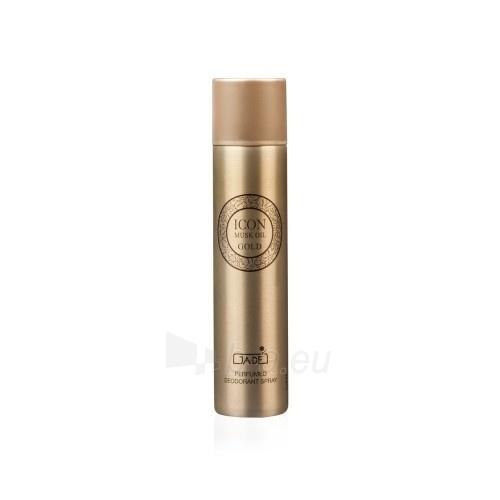 Dezodorantas GA-DE Perfumed Deodorant Spray Icon Musk Oil Gold (Perfumed Deodorant Spray) 125 ml Paveikslėlis 1 iš 1 310820112408