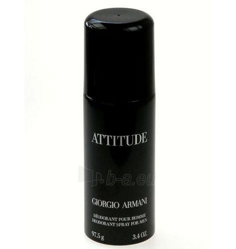 Deodorant Giorgio Armani Attitude Deodorant 150ml Paveikslėlis 1 iš 1 2508910000166