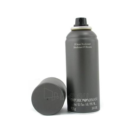 Dezodorantas Giorgio Armani Emporio Deodorant 150ml Paveikslėlis 1 iš 1 2508910000171