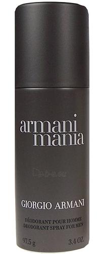 Deodorant Giorgio Armani Mania Deodorant 150ml Paveikslėlis 1 iš 1 2508910000172