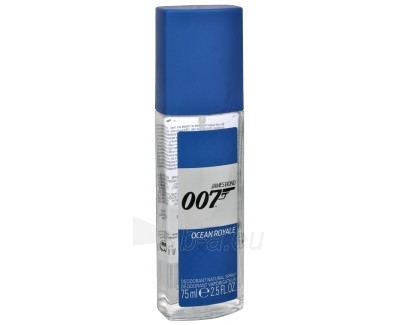 Deodorant James Bond 007 Ocean Royale Deodorant 75ml Paveikslėlis 1 iš 1 2508910000889