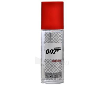Dezodorantas James Bond 007 Quantum Deodorant 75ml Paveikslėlis 1 iš 1 2508910000965