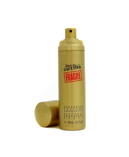 Dezodorantas Jean Paul Gaultier Fragile Deodorant 100ml Paveikslėlis 1 iš 1 2508910000220