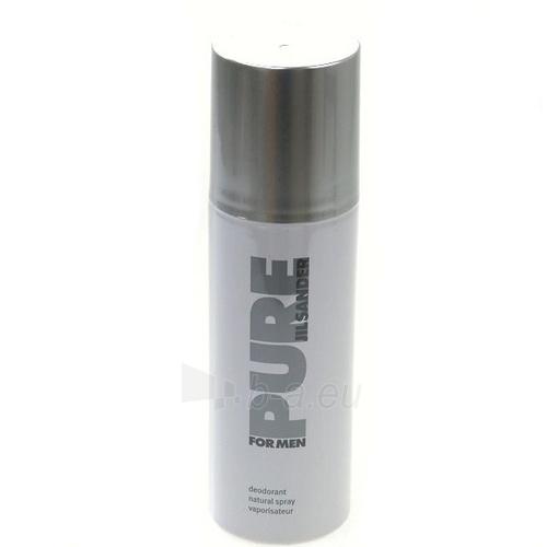 Dezodorantas Jil Sander Pure Deodorant 125ml Paveikslėlis 1 iš 1 2508910000228