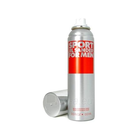 Dezodorantas Jil Sander Sport Deodorant Men 150ml Paveikslėlis 1 iš 1 2508910000230