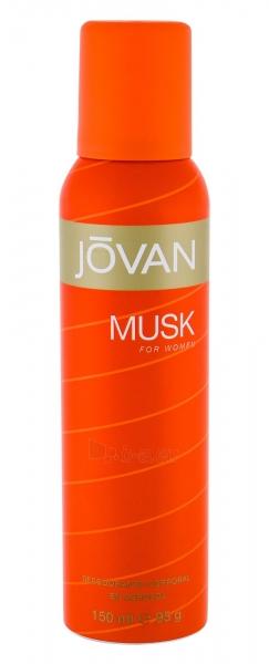 Dezodorantas Jovan Musk Deodorant 150ml Paveikslėlis 1 iš 1 2508910001209