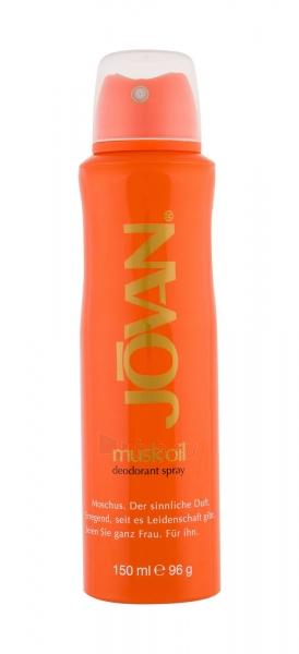Dezodorantas Jovan Musk Oil Deodorant 150ml Paveikslėlis 1 iš 1 310820172130