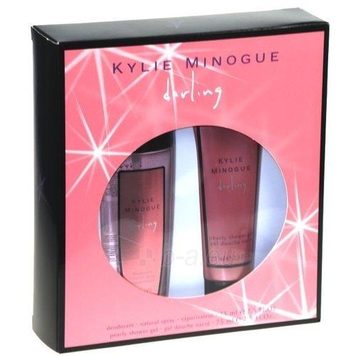 Deodorant Kylie Minogue Darling Deodorant 75ml (Rinkinys) Paveikslėlis 1 iš 1 2508910000241