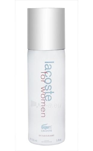 Dezodorantas Lacoste For Women Deodorant 150ml Paveikslėlis 1 iš 1 2508910000246