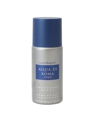 Deodorant Laura Biagiotti Aqua di Roma Deodorant 150ml (testeris) Paveikslėlis 1 iš 1 2508910000719