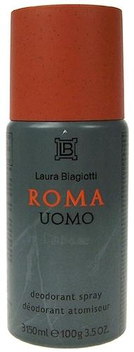 Dezodorantas Laura Biagiotti Roma Uomo Deodorant 150ml Paveikslėlis 1 iš 1 2508910000257