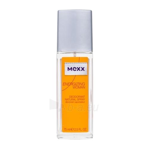 Dezodorantas Mexx Energizing Woman Deodorant 75ml Paveikslėlis 1 iš 1 310820025044