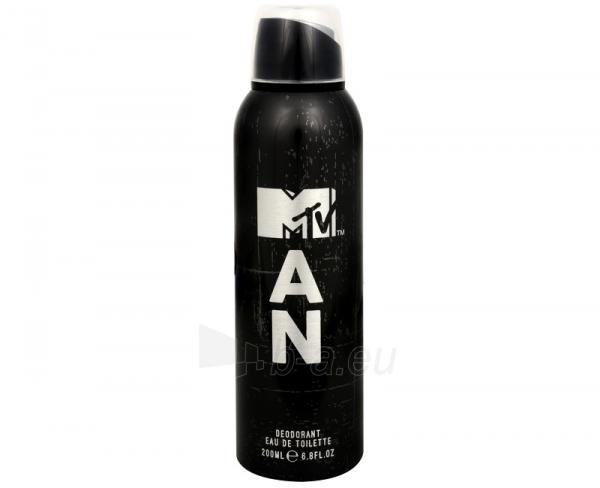 Dezodorantas MTV Man 200 ml ml Paveikslėlis 1 iš 1 310820008893