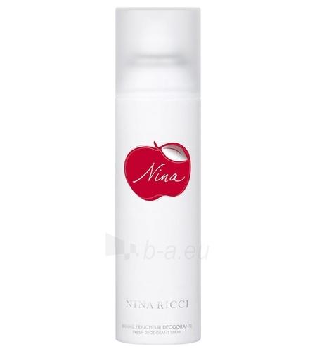 Dezodorantas Nina Ricci Nina Deodorant 150ml Paveikslėlis 1 iš 1 2508910000275