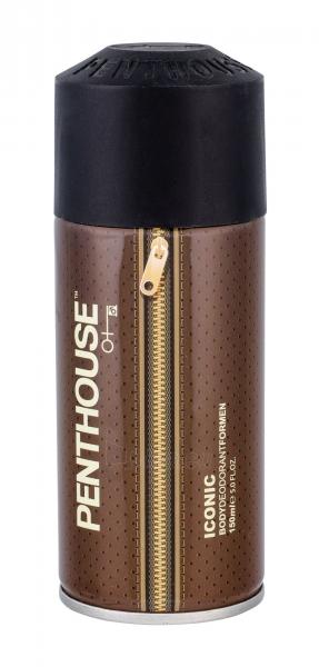 Dezodorantas Penthouse Iconic Deodorant 150ml Paveikslėlis 1 iš 1 310820184546