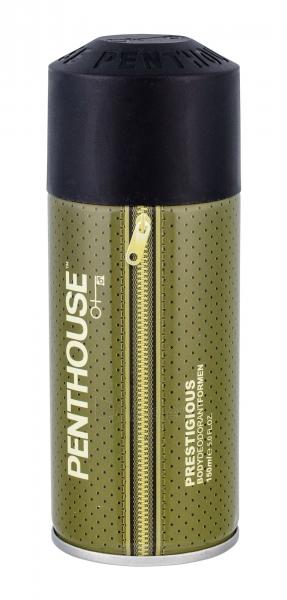 Dezodorantas Penthouse Prestigious Deodorant 150ml Paveikslėlis 1 iš 1 310820184548