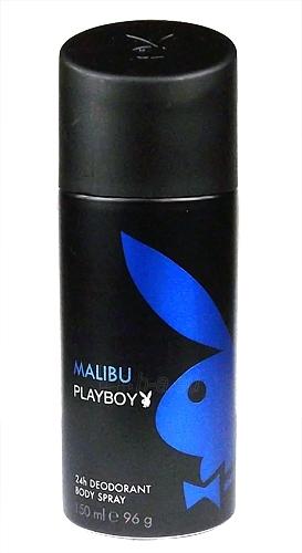 Dezodorantas Playboy Malibu Deodorant 150ml Paveikslėlis 1 iš 1 2508910000295