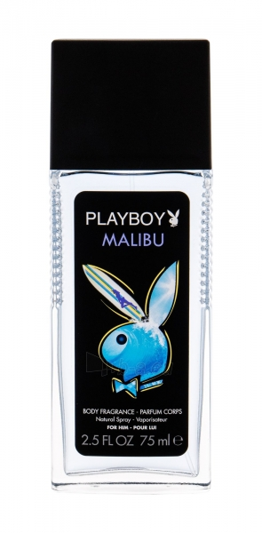 Dezodorantas Playboy Malibu Deodorant 75ml Paveikslėlis 1 iš 1 310820169132