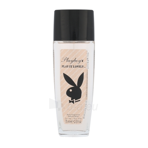 Dezodorantas Playboy Play It Lovely Deodorant Women 75ml Paveikslėlis 1 iš 1 2508910000930