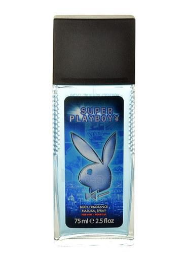 Dezodorantas Playboy Super Playboy Deodorant 75ml Paveikslėlis 1 iš 1 310820018236