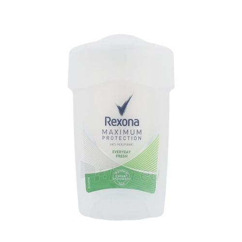 Dezodorantas Rexona Maximum Protection Everyday Fresh Anti-Perspirant Cosmetic 45ml Paveikslėlis 1 iš 1 310820045787