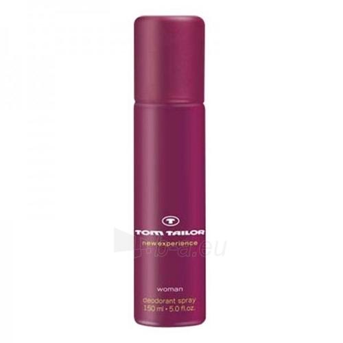 Deodorant Tom Tailor New Experience Deodorant 150ml Paveikslėlis 1 iš 1 2508910000332